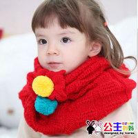 Princess baby muffler scarf child  fashion scarf
