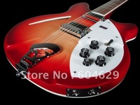 Wholesale guitars 2012 Model 360 12 RED Electric Guitar