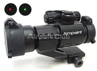 Comp M2 Type Red Green Dot Sight Scope w/Cantilever Mount free ship