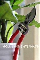 6inch/165mm 10pcs/lot Free shipping garden electric pruning scissors/gardening pruning scissors