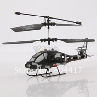 2012 New High Quality Apache 608 2.5 Channel 2.5CH Remote Control RC Helicopter White/Black Heli RTF