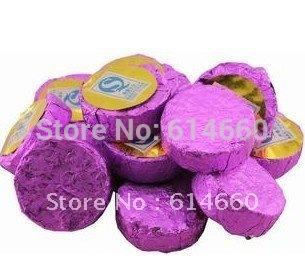 Buy 5 get 1 20pcs Free shipping 7g Candy type Mini Pu er tea ripe tea
