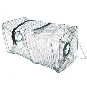 Foldable Crab Fish Pot Crawdad Lobster Shrimp Fishing Eel Bait Trap Cast Net