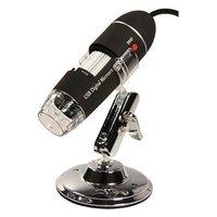 50~500X 2.0MP 8-LED USB Digital Microscope Video Camera