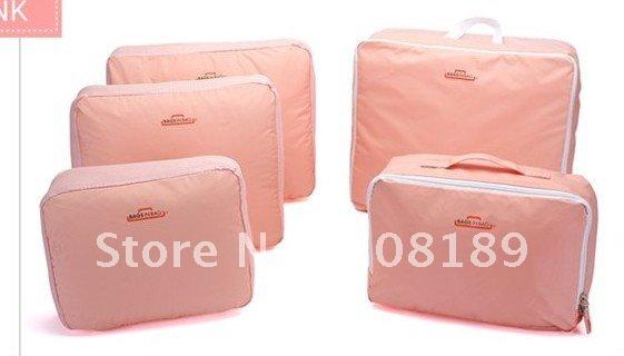 BAGS IN BAG five-piece set
