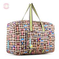 HARAJUKU travel bag large capacity 2012 women's valentine's doll handbag db46