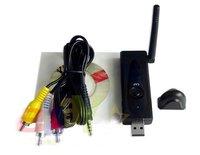 CCTV 4CH 2.4GHz Wireless USB DVR CCTV Camera Recorder