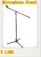 Free shippingboom microphone stand good - 301w wired microphone bracket  microphone accessories