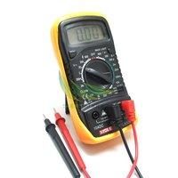 LCD Digital Multimeter Multitester AC DC ohm VOLT Meter NEW