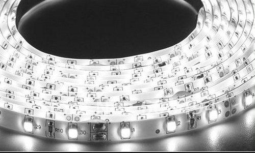 5M 3528 SMD LED Flexible light Strip 300 leds 500cm DC12V Non-Waterproof ---PURE WHITE(China (Mainland))