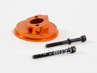 Alloy CNC Baja Air Filter Carrier Set for Baja 5B/SS/5T/SC, Orange and Silver-Free Shipping