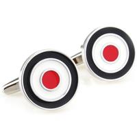 Fashion cufflinks red male French cufflinks nail sleeve 210055 novelty cuff links   cufflinks for mens