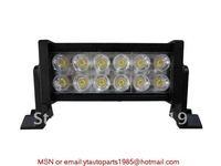 cheap EMS shipping 12V 24V 36W LED Light Bar 12/24V IP67  offroad light Diecast aluminum housing, SUV /driving light headlight