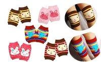 Cute cartoon comfort children knee pads, baby protection tool, 100 per pack =50