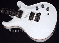 New Arrival guitar white electric guitar,in stock free shipping