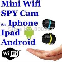 AI Ball Mini Wifi IP Camera IP Wireless Surveillance Camera without Cradle