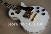 Free shipping New arrival 2012 Custom white Electric Guitar