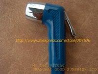 wholesale +Low Freight  Hi-Q Plastic Handheld Bidet Toilet Muslim sprayer head Bathroom ABS Shattaf Nozzle TS901-4 blue