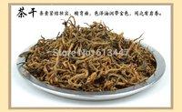 500G WuYi Golden Eyebrow Organic JinJunMei Black Tea ,WuYi Bohea,free shipping