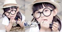 Free shipping wholesale 50 pieces/lot kids/ plastic children No lens frame glasses / kid's eyewear