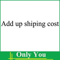 Add up shipping cost , friend ,don't order this link  without  agreement