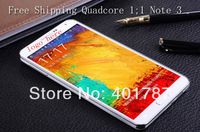 Newest   960X540 pixel,S3 phone cortex-A9 1.4GHz 4.8 inch IPS screen 8MP dual camera WIFI GPS
