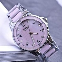 All the ikey ceramic ladies watch fashion quartz ceramic watch rhinestone fashion watch