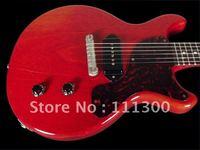 CUSTOM SHOP  Electric Guitar Mahogany Body Rosewood RED COOL! best guitar 0003