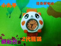 New arrival child silica gel watches unique watch