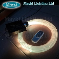 MK-160-3*0.75MM  RGB LED fiber optic lighting kit+Free shipping