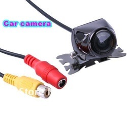 high quality security Waterproof Car Rear Camera 170 degree View Reversing Backup Free Shipping(China (Mainland))