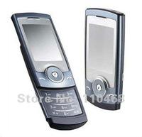 Original phone hot selling U600 cell phone,unlocked u600 mobile phone,fast free shipping via ems 5pcs