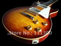 Wholesale - 2012 Hot selling sunset color electric guitar standard model