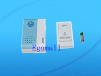free shipping high quality Remote control Wireless doorbell V004B with battery door bell S469