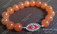 Free Shipping Fashion Crystal Indian Evil Eye bracelet