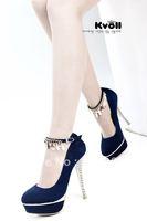 Туфли на высоком каблуке Watch! , Ladies fashion pumps . Ladies Korean high heels.Sexy ladies shoes
