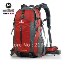 Travel bag outdoor backpack mountaineering bag backpack male Women 40l 50l