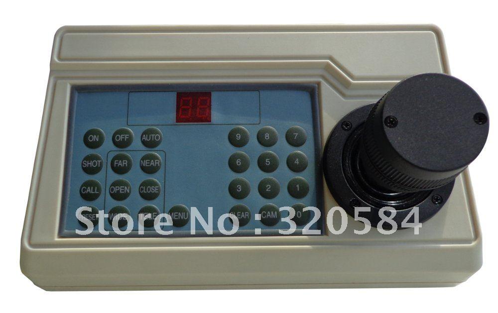 3D joystick simple control keyboard Joystick controller PTZ controller(China (Mainland))