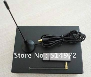 Best selling!DVB - T television antenna CMMB DMB - TH antenna big sucker MCX male head! ten meters! From China! Freeshipping!