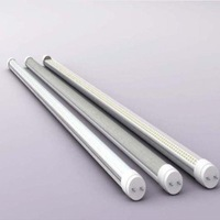 wholesale retail 1200mm T5 20W SMD3528 LED Tube Light with brackets