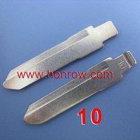 Suzuki Remote Key Blade 10#