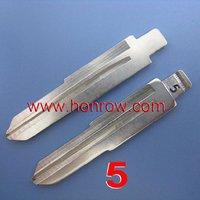 Auto Remote Key Blade 5#