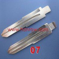 Mitsubishi Remote Key Blade 07#