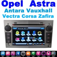 Car DVD for OPEL ASTRA VECTRA CORSA ANTARA COMBO UTILITY VIVARO ZAFIRA MERIVA with 3G GPS ipod TV Radio Free shipping