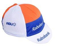 FREESHIPMENT!2012 New Blue&Orange Breathable Polyester Bike Wear/Men's Hat /Wholesale&Retail