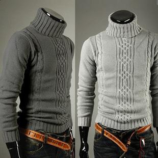 М-5xl свободного покроя свитер мужской пуловеры 2014 марка зима теплая с длинным рукавом трикотаж мужские свитера xxxl xxxxl xxxxxl