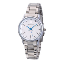 Fashion Newest Girl Friend Gift Watches, Turn The Clock Back Watch, Anticlockwise Stainless Steel Quartz Watches Free Shipping