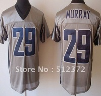 Free Shipping!!!  new style jersey #29 DeMarco Murray  new Men's GREY SHADOW JERSEYS(special Limited edition)