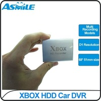 Mini HD DVR System 1ch mini dvr board D1 resolution XBOX DVR with motion detection from asmile