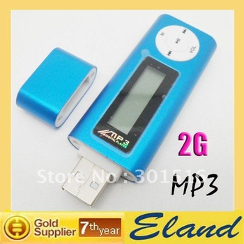 USB MP3 digital mp3 player 2G capacity